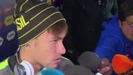 Neymar fue expulsado y la seleccion brasilena cayo 10 ante Colombia este miercoles