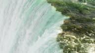 Niagara Falls von Luft Hintergrundgeräusche
