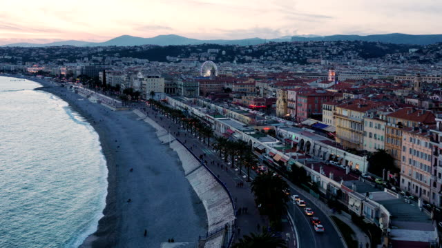 Nice in French Riviera