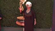 Nichelle Nichols at the 44th Annual Daytime Emmy Awards at Pasadena Civic Auditorium on April 30 2017 in Pasadena California