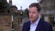Nick Clegg saying we require people like Sir Ivan Rogers to deliver a 'successful workable Brexit' and that he has been 'pushed to the sidelines by...