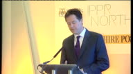 Nick Clegg speech to launch new 'city deals' Clegg speech SOT That ambition was not confined to Birmingham Our cities the giants of the 18th and 19th...
