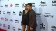 Nick Jonas and Olivia Culpo at MGM Grand on May 17 2015 in Las Vegas Nevada