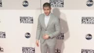 Nick Jonas at 2015 American Music Awards Arrivals in Los Angeles CA