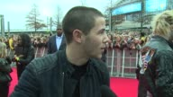 INTERVIEW Nick Jonas on Demi Lovato London and future plans at SSE Arena on November 08 2015 in London England