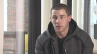 INTERVIEW Nick Jonas on growing up with his brothers how young men get influenced to be 'Alpha males' how it pushed him as an actor at 'Goat'...
