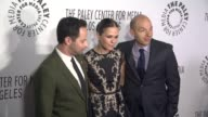 Nick Kroll Katie Aselton Paul Scheer at The Paley Center For Media Hosts 2013 Benefit Gala Honoring FX Networks