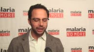 Nick Kroll on the event at the Malaria No More Comedy Fights Malaria Campaign Launch at West Hollywood CA