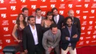 Nick Kroll Paul Scheer Katie Aselton at FXX Network Launch Party Featuring The Season Premiere Screening of It's Always Sunny In Philadelphia And The...
