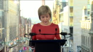 Nicola Sturgeon launches campaign to replace Alex Salmond as the leader of the SNP