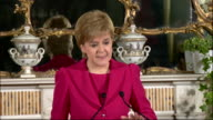 Nicola Sturgeon saying that she believes Scotland will vote for independence in a second referendum after the Brexit decision