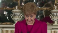 Nicola Sturgeon speech at Bute House Nicola Sturgeon MSP speech SOT So I can confirm today that next week I will seek the authority of the Scottish...