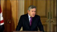 press conference with Gordon Brown Gordon Brown press conference SOT These are very detailed issues when you actually look at the draft proposals I...