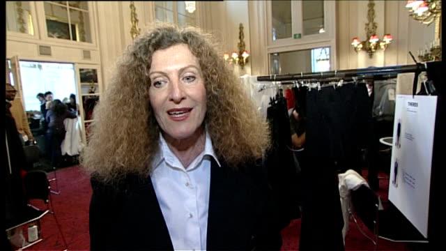Nicole Farhi introduces her Autumn/Winter 2011 Collection at London's Royal Opera House Nicole Farhi London Fashion Week A/W 2011 at The Royal Opera...