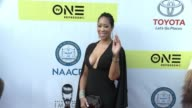 Nicole Grays Owens at 48th NAACP Image Awards at Pasadena Civic Auditorium on February 11 2017 in Pasadena California