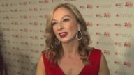 INTERVIEW Nicole Hardy on ways to combat heart disease at The American Heart Association's Go Red For Women Red Dress Collection 2017 Presented By...