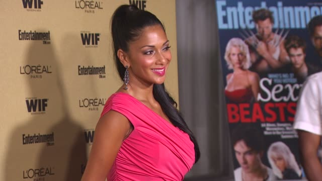 Nicole Scherzinger at the Entertainment Weekly And Women In Film PreEmmy Party at West Hollywood CA