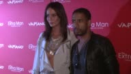 Nicole Trunfio and Ryan Leslie at the 'The Extra Man' New York Premiere at New York NY