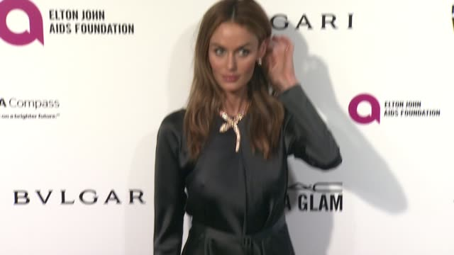 Nicole Trunfio at Elton John AIDS Foundation Presents 24th Annual Academy Awards Viewing Party on February 28 2016 in West Hollywood California