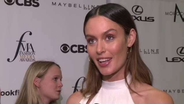INTERVIEW Nicole Trunfio on coming out to the Daily Awards The Daily is a gossip magazine for fashion It's really fun they always put interesting...
