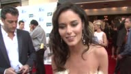 Nicole Trunfio on the event 'Make Me a Supermodel' at the Bravo's AList Awards at Los Angeles CA