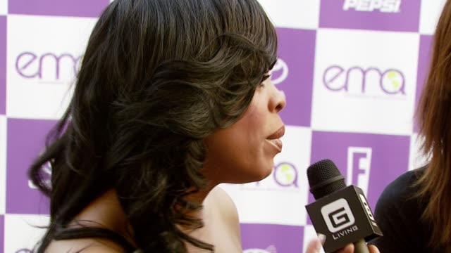 Niecy Nash at the 2007 EMA Awards at the Wilshire Ebell Theatre and Club in Los Angeles California on October 24 2007