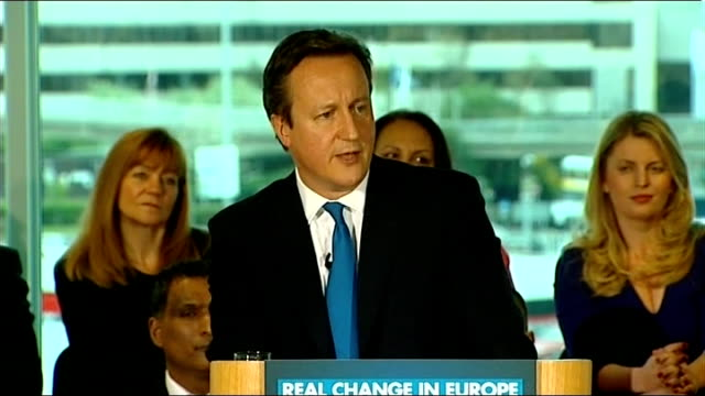 Nigel Evans cleared of sex offence charges Location unknown David Cameron MP speaking at podium SOT Sure he'll want to get on working with his...