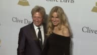 Nigel Lythgoe and Alana Stewart at the 2017 PreGrammy Gala Honoring Debra L Lee With Grammy Salute To Industry Icons Award at The Beverly Hilton...