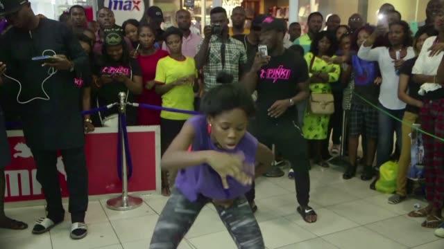 Nigerian dancer Odumewu Debbie breaks Guinness World Record for longest dance marathon by an individual