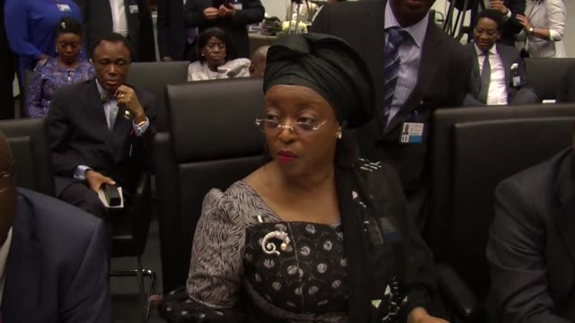 Nigeria's former oil minister has been arrested in London the BBC said on Friday quoting unnamed family members after Britain's National Crime Agency...