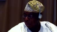Nigeria's former president Olusegun Obasanjo has quit the ruling party less than six weeks before a crunch general election and after repeated...