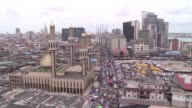 Nigeria's Lagos state celebrates its 50th anniversary on 27th May