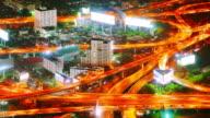 Night city hiway