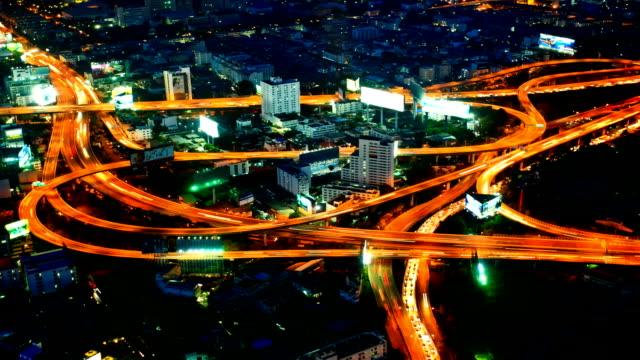 Night City Time Lapse.