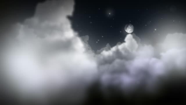 Night Clouds - Loop