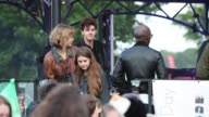 CLEAN Night Day Festival by The xx at Hatfield House on June 22 2013 in Hatfield England