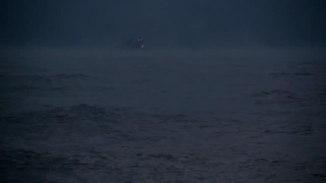 La pesca notturna