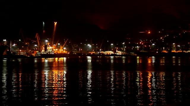Übernachtung im Hafen