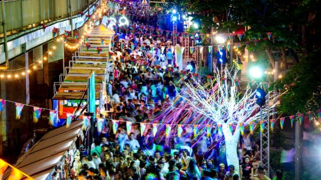 TL: night market