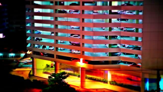 Night parking.\\