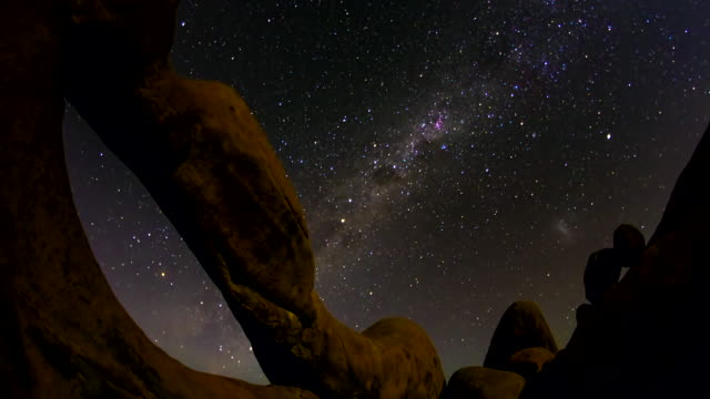 T/L Night Sky At The Spitzkoppe