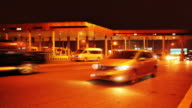 Night Toll Booth