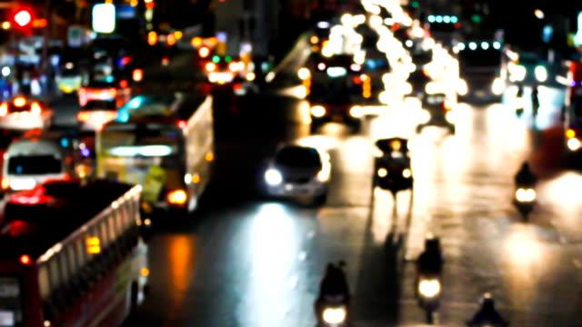 Nacht Verkehr