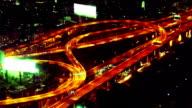 Notte di traffico