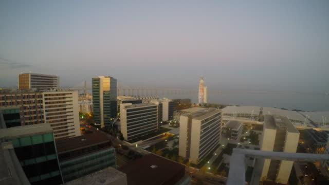 Nightfall in Lisbon