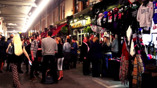 La vita notturna di Londra, Soho St. Martins Court