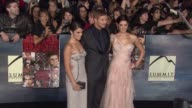 Nikki Reed Kellan Lutz Ashley Greene at The Twilight Saga Breaking Dawn Part Two Los Angeles Premiere on 11/12/12 in Los Angeles CA