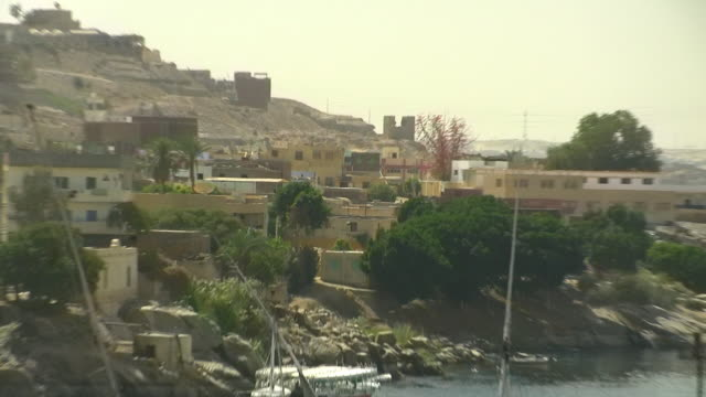 ZO, WS, Nile River and Elephantine Island, Egypt