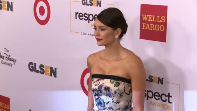 Nina Dobrev at 2016 GLSEN Respect Awards – Los Angeles in Los Angeles CA