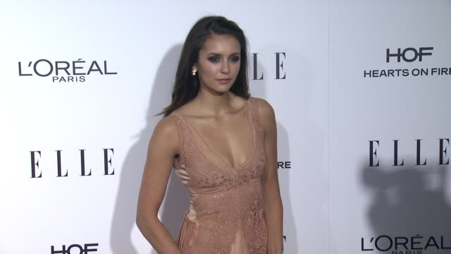 Nina Dobrev at 23rd Annual Elle Women In Hollywood Celebration at Four Seasons Hotel Los Angeles at Beverly Hills on October 24 2016 in Los Angeles...